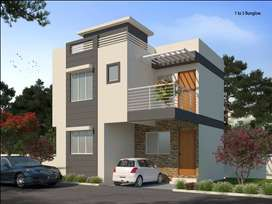 Independent Bungalow For Sale at Lohegaon