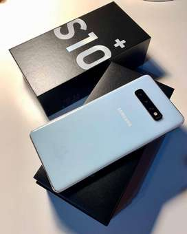 Galaxy s10 plus unscratchd brend new