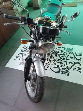 650 cc twin cylender continental gt