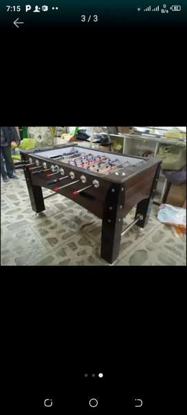 New Foosball Game 2021