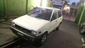 Sell my maruthi 800