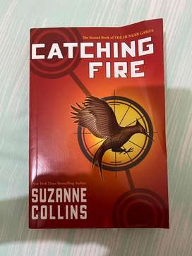 Catching fire (buku kedua the hunger games)