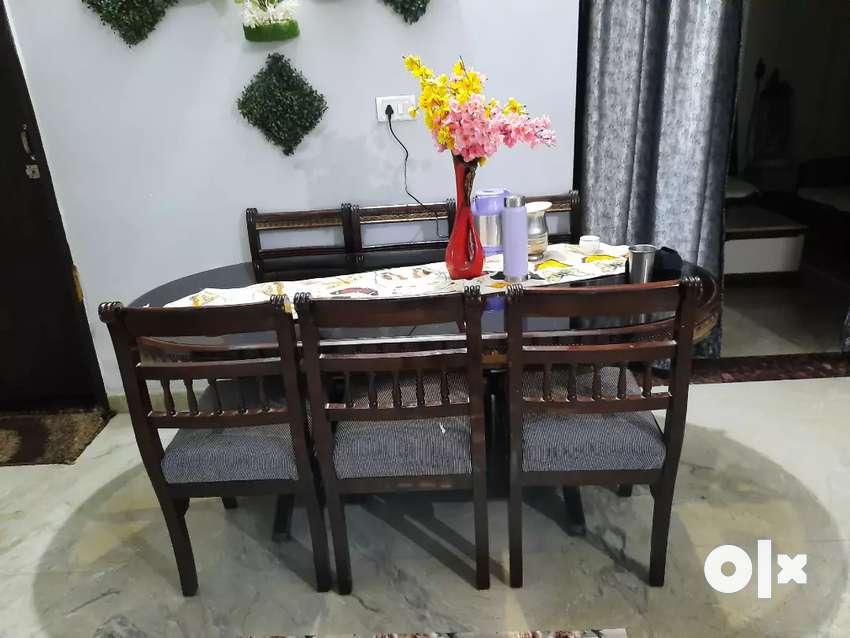 Originally  teakwood dinning table 0