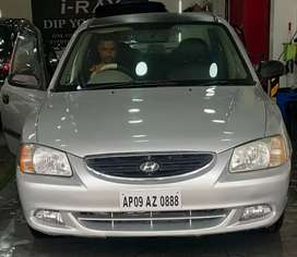 Hyundai Accent 2005 Diesel 125000 Km Driven with 5 Year Fitness Extn