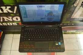 Laptop HP core i3 haswel ram 6gb nvidia 2gb