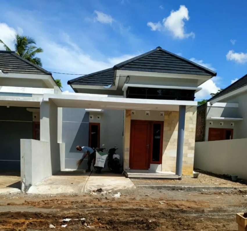 Rumah MEWAH harga Termurah di Doplang Utara SMAN1 Purworejo 0