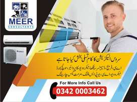 Ac Installation/ Ac Services/Ac Fridge Gas Refilling /Plumber Services