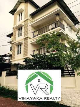 G plus 2 apartment with each floor 2100sqft 3bhk on 7.65ct thrikkakara