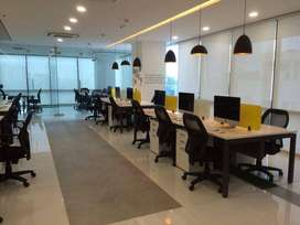 Extra Luxury 32 Seater Furnished Office For Rent At South Tukoganj