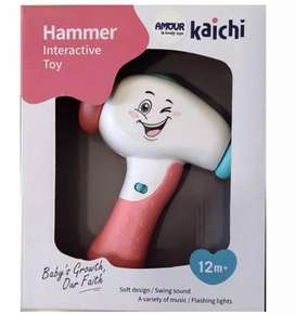 SBV Toys Musical Toy Hammer for Babies