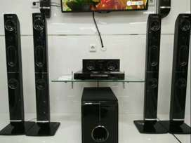 Polytron Sky Tower PHT 925L - Home Theater Besar 5.1 - Radio FM - USB