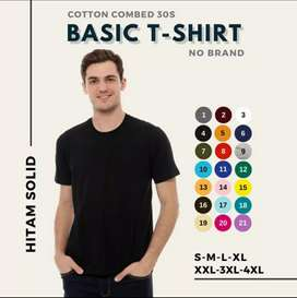 Cotton combed 30s