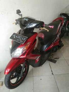 Yamaha xeon  125 thn 2011 bali dharma motor
