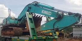 Jual Excavator Kobelco SK200-8 tahun 2011