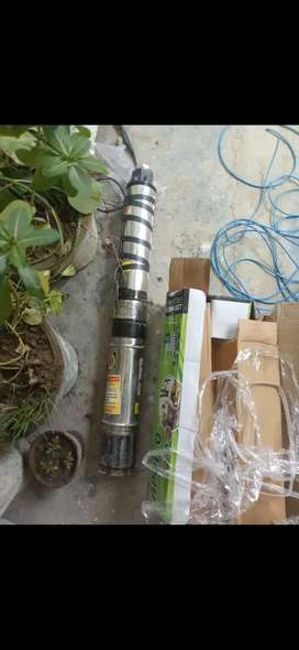 Unused New Submersible Motor at best price