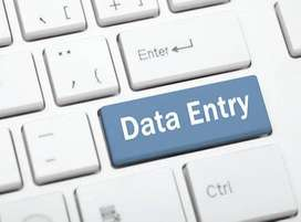 AVAILABLE DATA ENTRY OPERATOR TYPIST