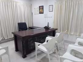 Furnished 1200 Sqft Commercial Space Rent at SS Kovil Road, Thampanoor