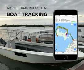 Boat GPS tracker ZERO BALANCE REQUIRED pta approved ime