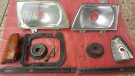 Suzuki Mehran 2004 model Original Glass Head Light