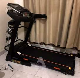 Treadmill i5 fitur lengkap dan stylish siap kirim tujuan