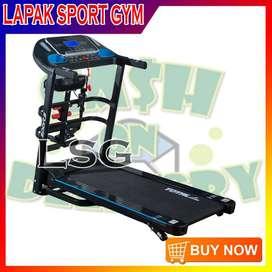 Alat Olahraga Fitness Treadmill Elektrik TL 619