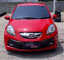 Honda brio E At 1.2 th 2014 dp murah