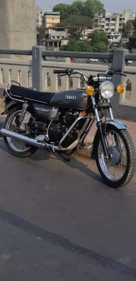 Well condition RX  100