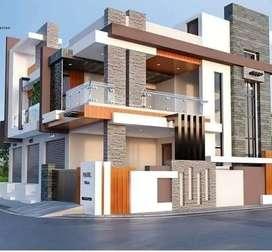 4 Bhk Vamanjoor new independent house 93 lakh