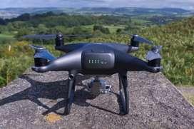 Drone videographer 4K resolution.. Skilled pilots
