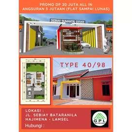 Perumahan Murah Bandar Lampung