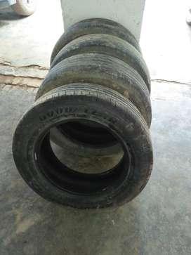 Hyundai  creta  tyres--205/65R16