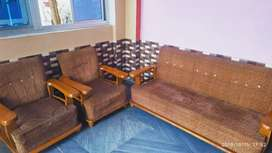 Without damage new sofa