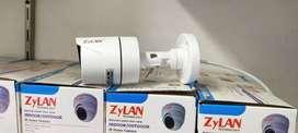 Cctv camera sales & service.(3 years waranty for new camera)