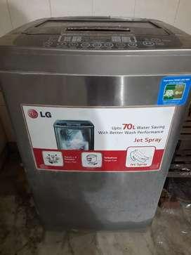 LG Fully Automatic Washing Machine 8 kg