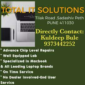 Advance Chip Level Laptop Repairs & Service Centre With BGA Station