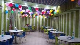 Food e adda restaurant.45 sit capasiti.1st floor