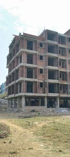 CHALA NEW CONSTRUCTION 1 BHK FLAT FOR SALE.