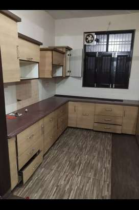 1bhk fully furnished available for rent for family in sector bed Sofa