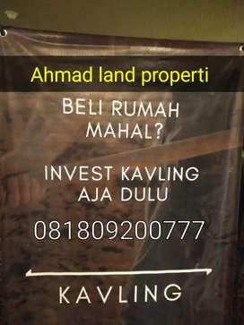 Jual tanah murah Bandung kavling jatihandap residence