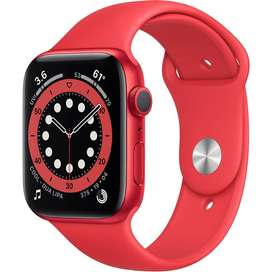 Apple Watch Series  6 40mm Red New Box Packed...