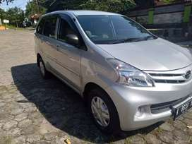 All new Xenia X 1.3 2013 Kyak baru km 20rb