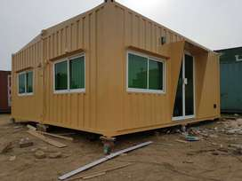 cabin  office container marketing container available all ovr pakistan