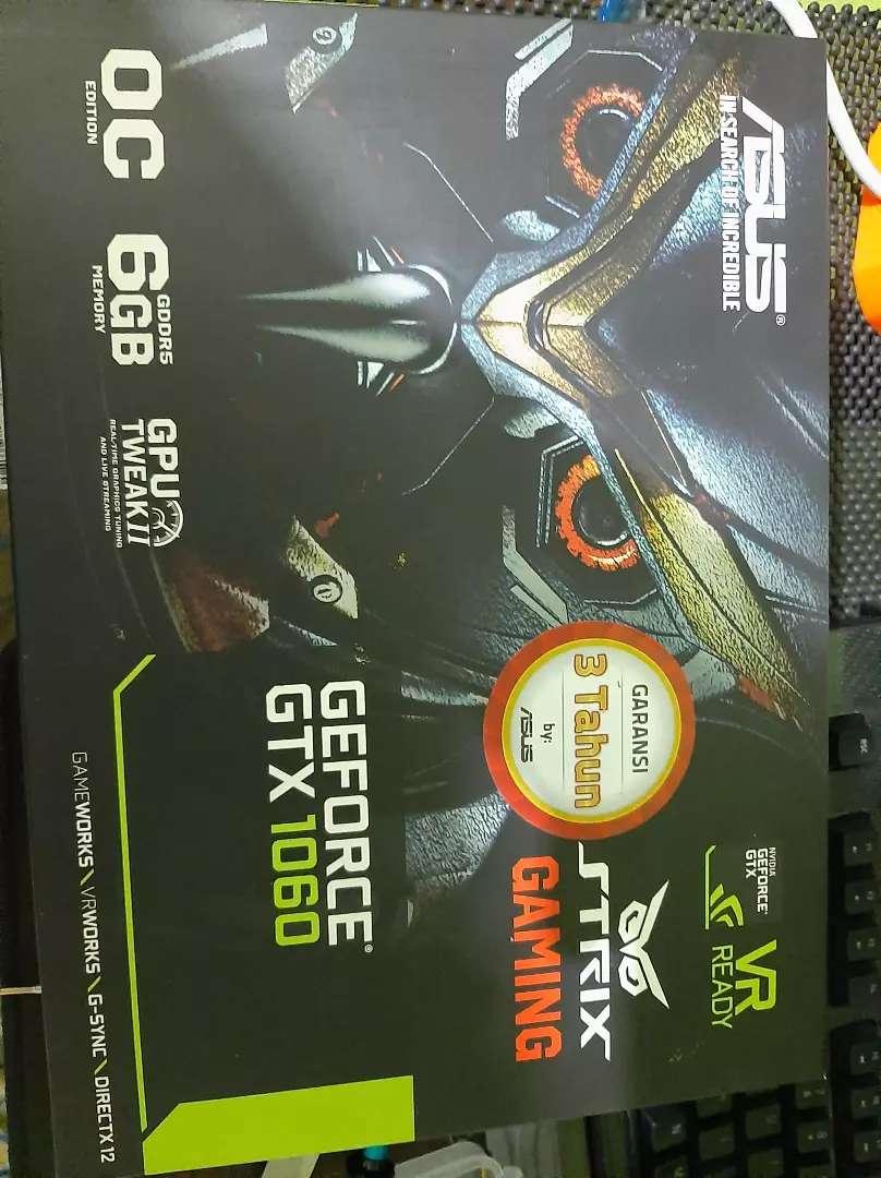 GTX 1060 6Gb asus OC edition 0