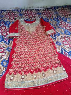 Pre loved maxi and sharara only one time used