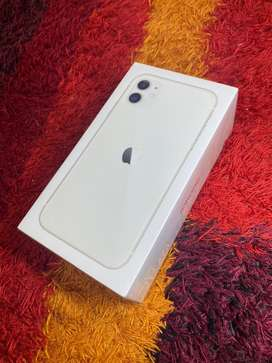 Iphone 11 baru segel greenpeel ada nota 13 juta
