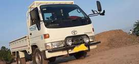 Toyota dyna just buy and ride