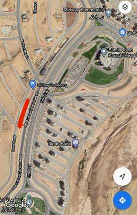 MIDWAY Residency Apartment For Sale In Bahria Town Karachi