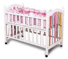 FreOngkir Ranjang Bayi Tempat Tidur Baby Box Baby Crib Hakari039pelngi
