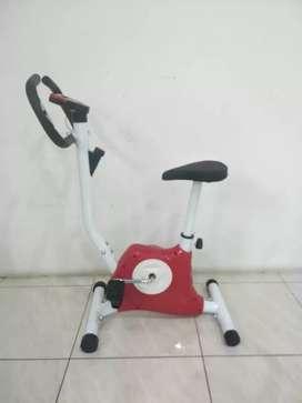 Belt fitnes bike /sepeda statis