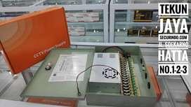 Power Supply + box untuk cctv